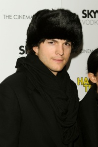 Fur Coats For Men - Ashton Kutcher