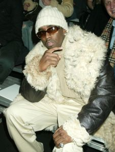 Fur Coats for Men - Diddy